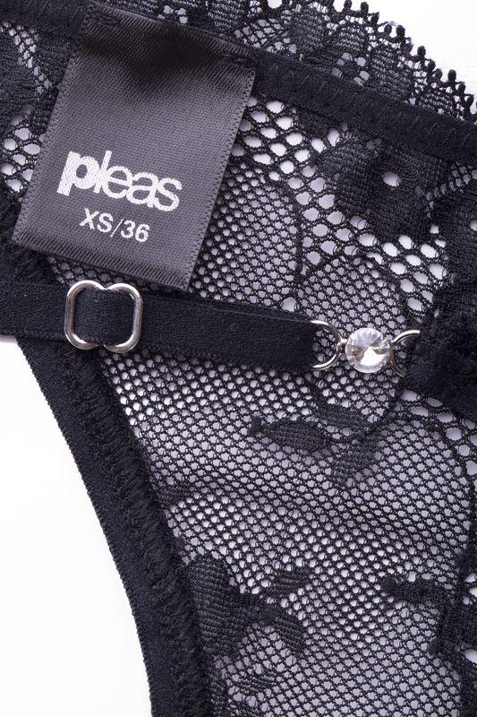 Pleas dámské kalhotky String 166293