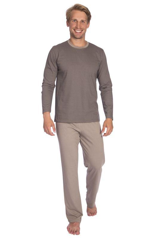 Pleas pánské pyžamo dlouhé 167226