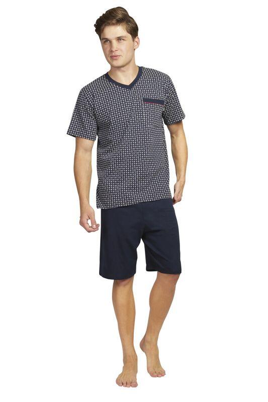 Pleas pánské pyžamo krátké 172933