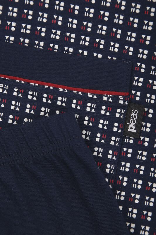 Pleas pánské pyžamo dlouhé 172934