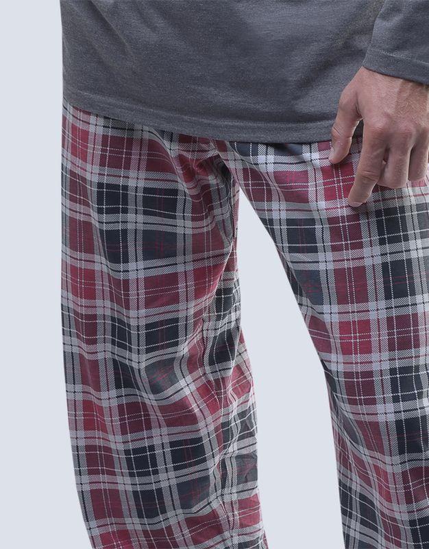 Gina pánské pyžamo dlouhé 79045