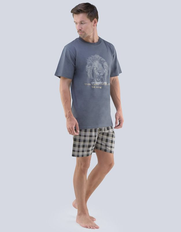 Gina pánské pyžamo krátké 79064