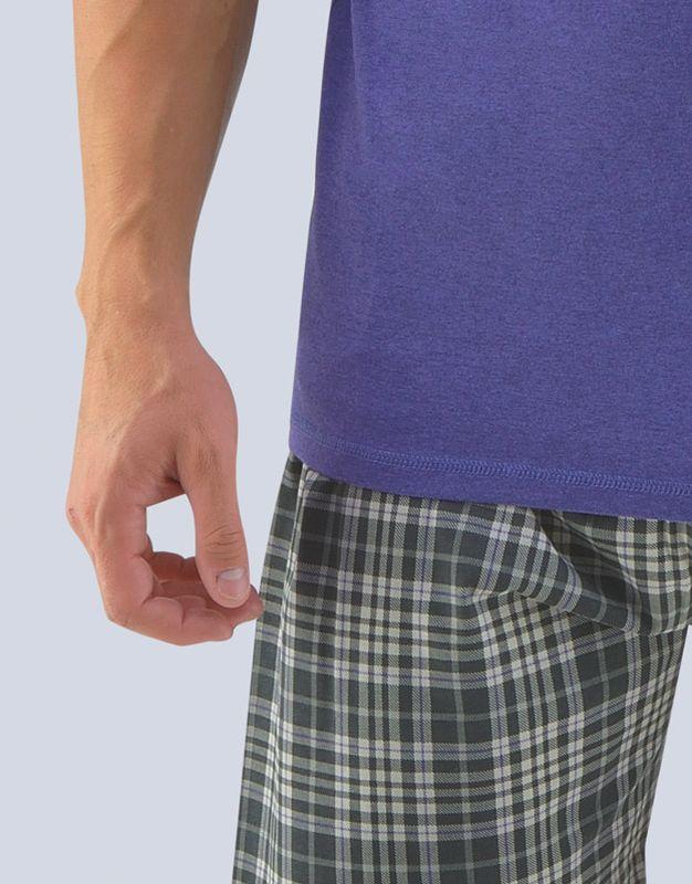 Gina pánské pyžamo krátké 79074